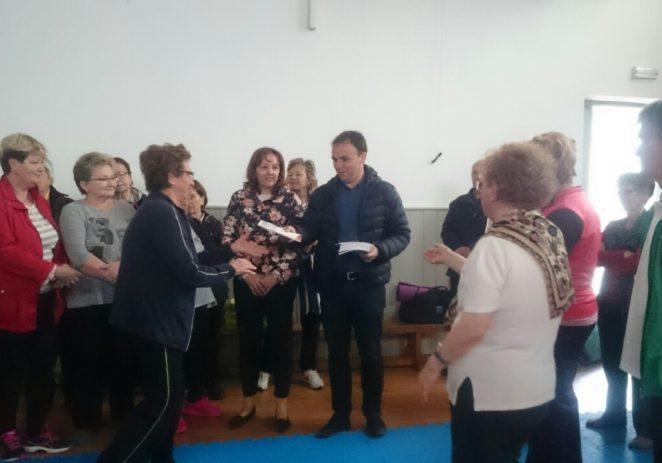 Dogradonačelnik Loris Peršurić posjetio rekreativke povodom Svjetskog dana kretanja