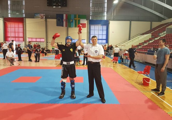 Kickboxing klub Vrsar bogatiji za tri zlata – zlatna medalja i u apsolutnoj kategoriji