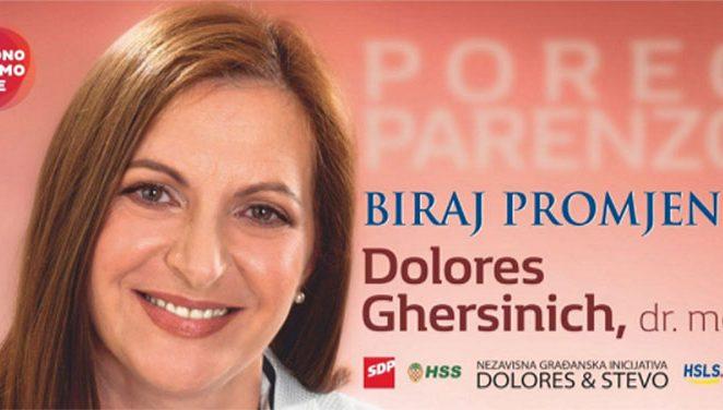 Kandidatkinja za gradonačelnicu  dr.  Dolores Ghersinich sa svojim timom predstavila izborni program koalicije Zajedno možemo više (sponzorirani članak)
