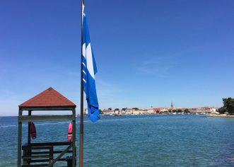 Poreč glavni grad Plavih zastava
