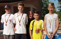 Boćanje: Kevin Bugarin iz Rovinjskog Sela i Karlo Pavletić iz Ročkog Polja kadetski prvaci Istre