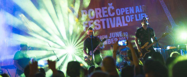 Porec Open Air_ otvorenje_Vatra