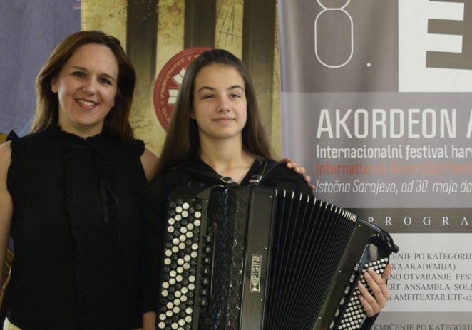 Učenica Umjetničke škole Poreč Antonela Glavić osvojila prvu nagradu u Sarajevu