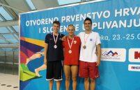 Filip Zelić, nekadašnji plivač PK Poreč, odličan na Otvorenom prvenstvu Hrvatske
