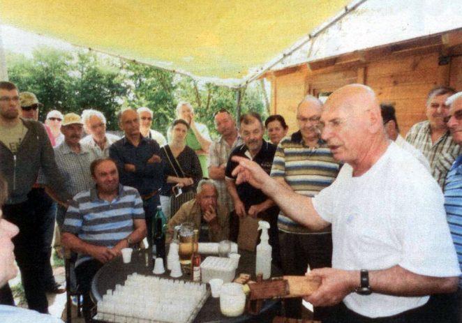 Tradicionalni edukativni susret pčelara iz hrvatske i slovenske Istre u Baderni