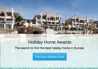"""Prijave za izbor najboljih turističkih apartmana/kuća """"European Holiday Home Award"""" otvorene do 15.7.2017."""