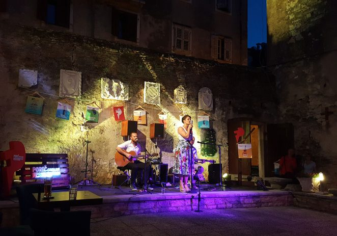 Glazbene večeri uz Street Music program
