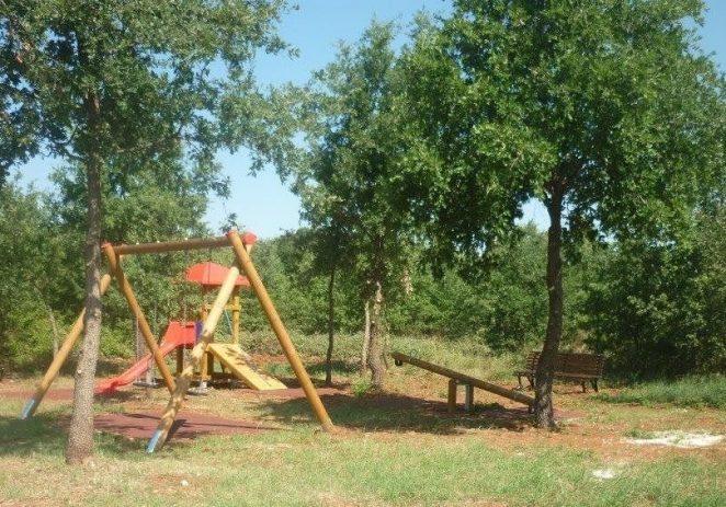 Nova dječja igrališta u St. Vodopija, St. Diklić i St. Gržina, dodatno uređena igrališta u još sedam porečkih naselja
