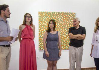 """Otvorena izložba konceptualnog umjetnika Radomira Damnjanovića Damnjana """"Slike. 2009. – 2012."""""""
