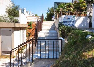 Ulice Veli Jože i Bruno Valenti odsad povezane stepenicama