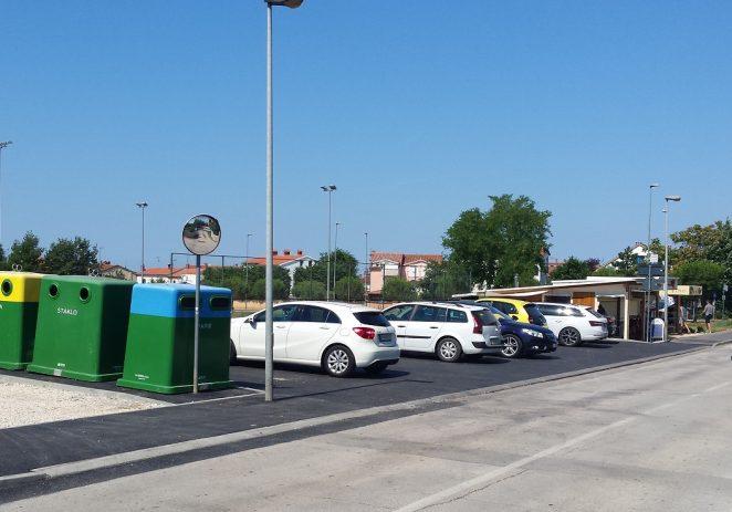 Novi nogostupi u Špadićima i Vranićima, uređen i novi parking