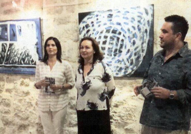 Morske priče na izložbi u Funtani