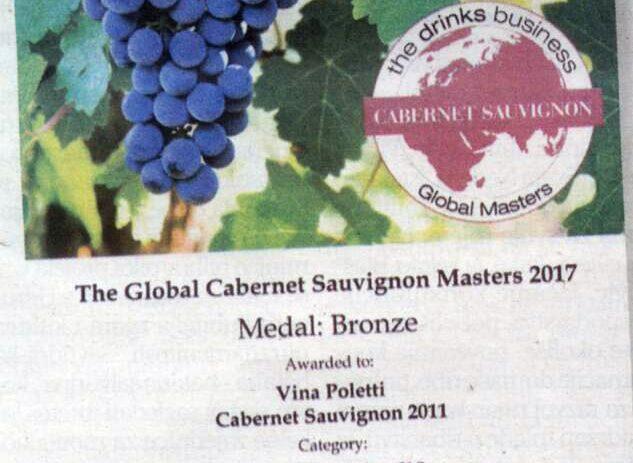Brončana medalja za vinariju Poletti iz Markovca stigla iz Londona