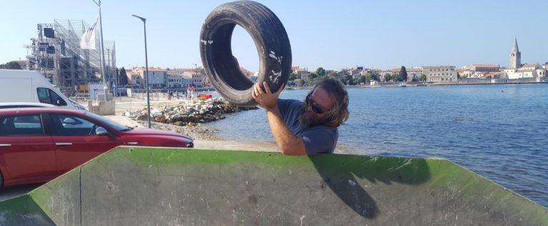 Čišćenje obale i podmorja