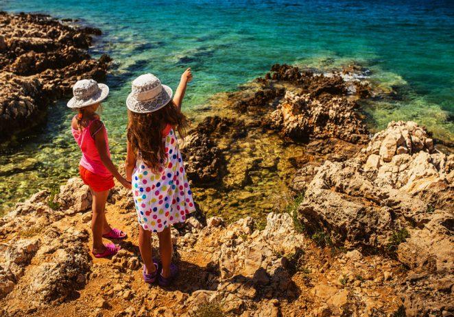 """Djeca iz cijele Hrvatske uživaju u Valamarovih """"Tisuću dana na Jadranskom moru"""""""