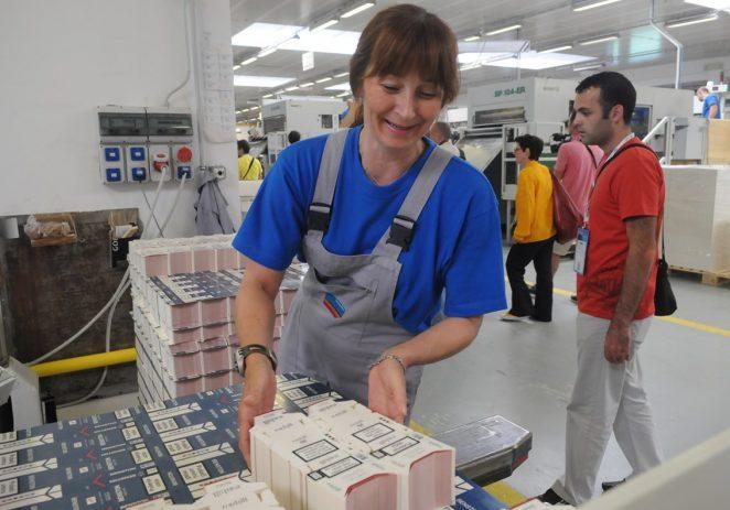 Istragrafika povećala izvoz za 30 posto