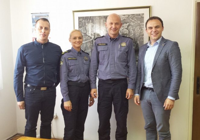 Obilježen Dan policije i blagdan sv. Mihovila