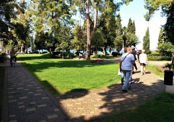 Gradskom Parku Olge Ban uz Peškeru treba bolje i efikasnije komunalno uređenje