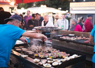 Otvoren Tunalicious Street Food Festival uz koncert Gibonnija