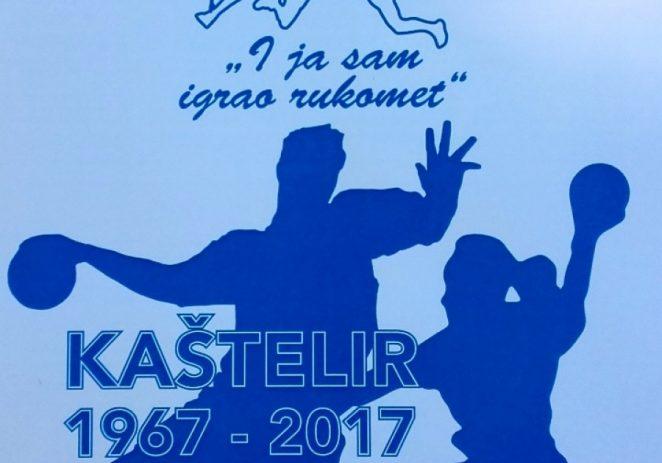U subotu, 30.rujna 2017. proslava 50 godina rukometa u Kašteliru