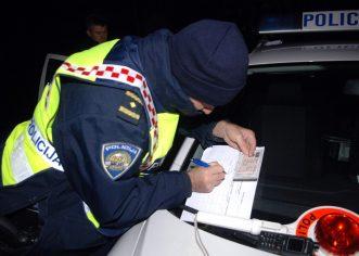 S 3.08 promila alkohola izazvao nesreću, ostao bez vozačke i dobio kaznu od 6.500 kuna
