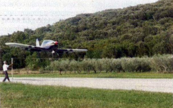 Proteklog je vikenda na aerodromu Vrsar održano 1. državno prvenstvo pilota ultralakih letjelica