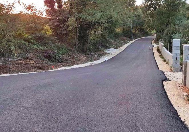 Asfaltirane prometnice u naseljima St. Diklić, Jasenovica i Štifanići, s asfaltiranjem se nastavlja i dalje