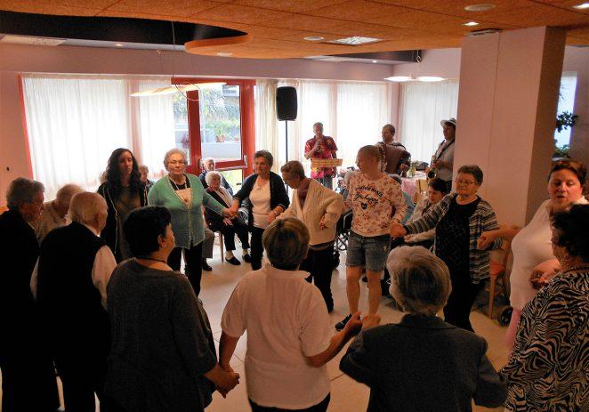 U Domu za starije i nemoćne proslavljen Međunarodni dan starijih osoba