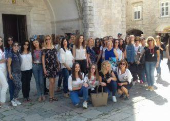Učenici TUŠ A. Štifanića sudjelovali na međunarodnom natjecanju Gatus u Crnoj Gori