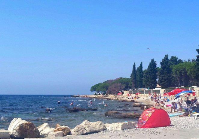 Grad Poreč uskoro uređuje plažu na Materadi