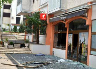 Eksplodirao bankomat u Červar Portu