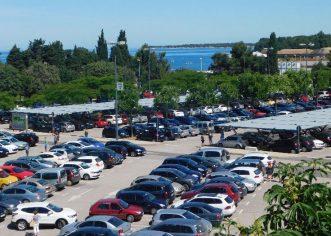 Od srijede, 1. studenog do nedjelje zatvoreno veliko gradsko parkiralište