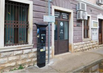 Postavljeni novi parkomati u užem centru grada Poreča-Parenzo
