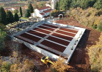 Mjesno groblje u Fuškulinu prošireno za 256 grobnih mjesta