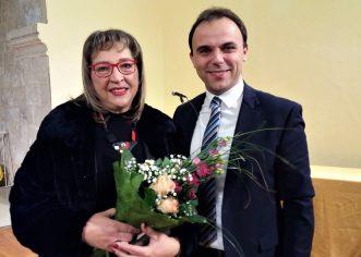 Vilma Pulin Sirotich dobitnica ovogodišnje Nagrade sv. Mauro