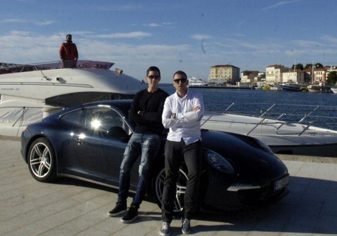 Želite unajmiti Ferrari, Porsche ili jahtu….u Istri možete i to