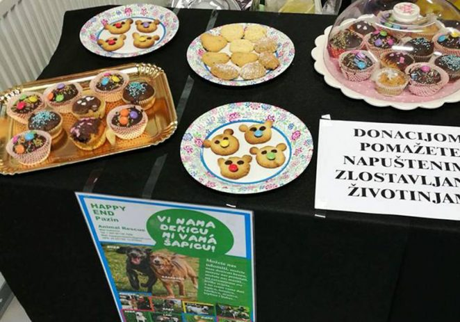 Na Festivalu palačinki u Pazinu za sklonište Happy Animal Rescue prikupljeno 2700 kuna