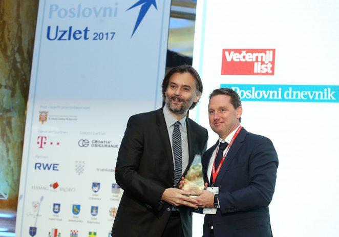 Željko Kukurin proglašen gospodarstvenikom godine