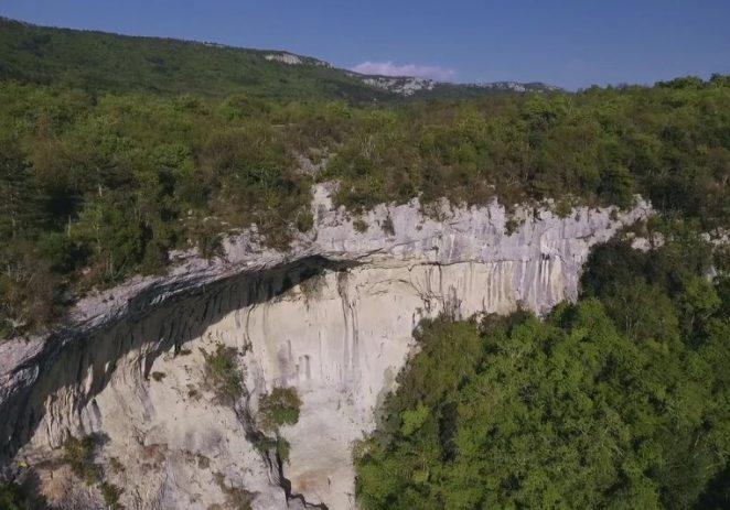 U Roču je održana promocija promotivnog video spota The Giants, na temu slobodnog penjanja u Istri