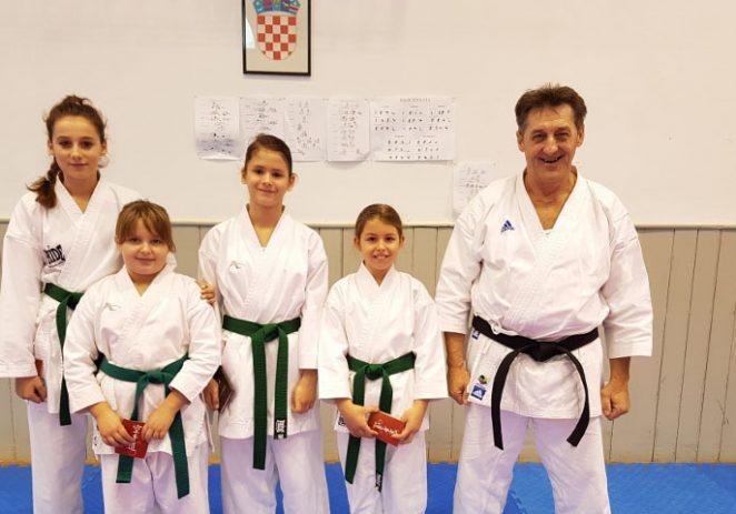 U Palestri održano polaganje za učenička karate zvanja (kyu)