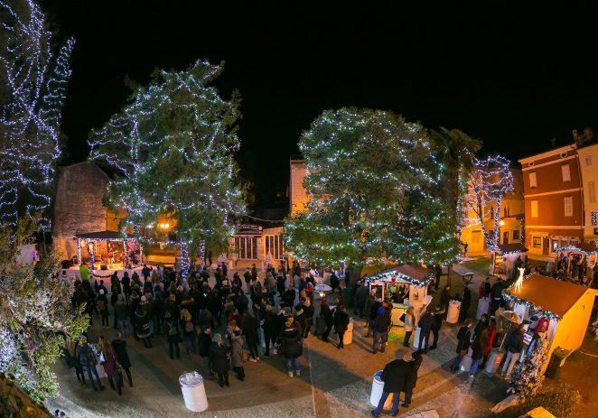 Bogata ponuda zabave za vrijeme blagdana privukla i više turista u Poreč