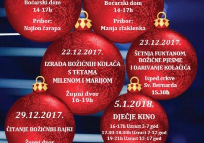 """Program """"Božić u Funtani"""" udruge za djecu i mlade  """"Na izvorima prijateljstva"""" Funtana"""