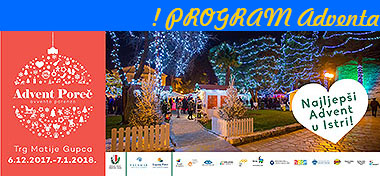 Advent Poreč program
