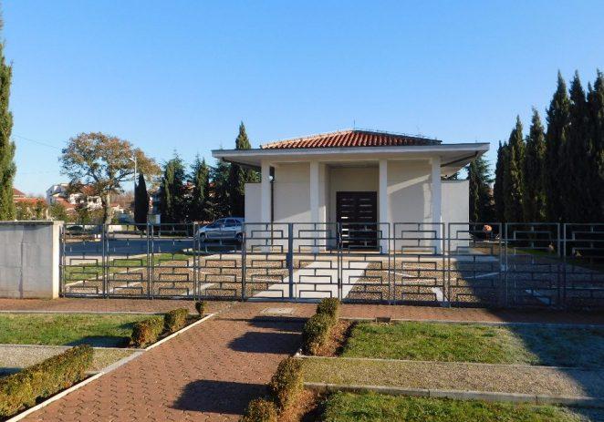 Započeli radovi na sanaciji mjesnog groblja Žbandaj