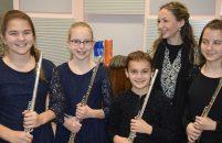 Mia Janko, Anči Mirjanić, Petra Radojčić i Tena Mihoković izvrsne na Državnom natjecanju za učenike i studente glazbe