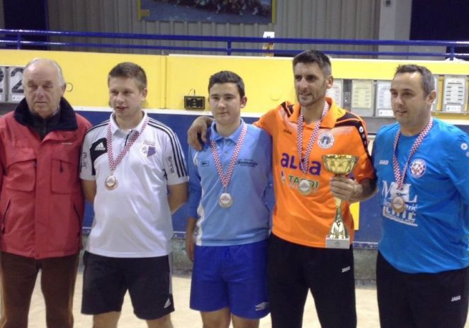 Boćari prvoligaša Istre Poreč osvojili su dvije medalje na dva seniorska prvenstva Hrvatske po disciplinama koja su proteklog vikenda odigrana u Istri