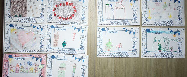 Valamar uz UNICEF-ov Kids Takeover Day_izložba radova