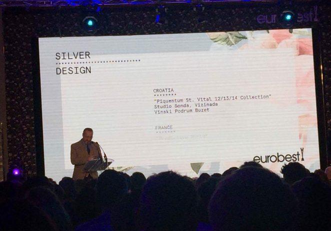 Eurobest 2017 nagrada za Studio Sonda
