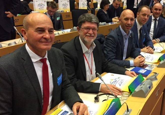 Svečanost u Bruxellesu: Umag proglašen Europskim gradom sporta