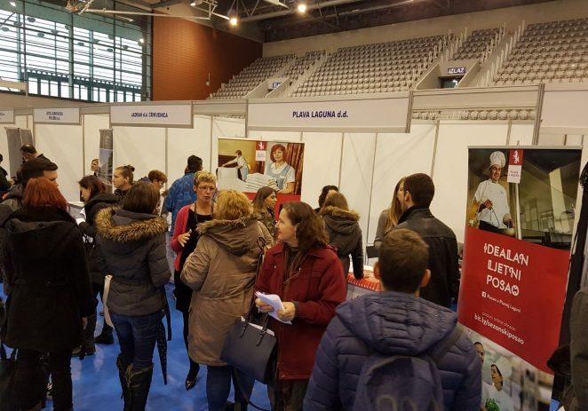 Velik interes za posao u Plavoj Laguni na Danima poslova u turizmu u Osijeku